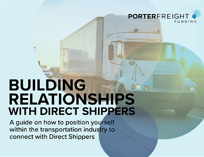 PF - How To Connect With Direct Shippers