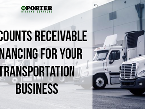 Accounts Receivable Financing For Your Transportation Business