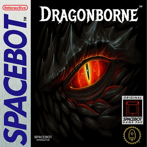 Dragonborne Rom Only
