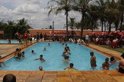 piscina chacara quinta ds fontainhs