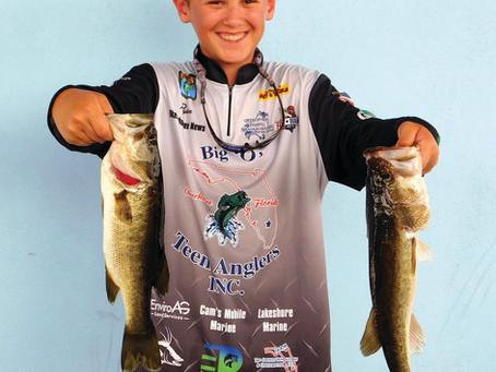 Big O Teen Anglers announce June winners