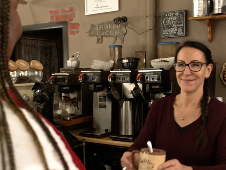 Entrepreneur Finds Opportunity in a Cup of Joe