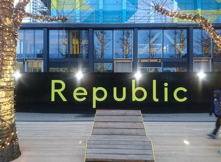 Republic at East India Dock