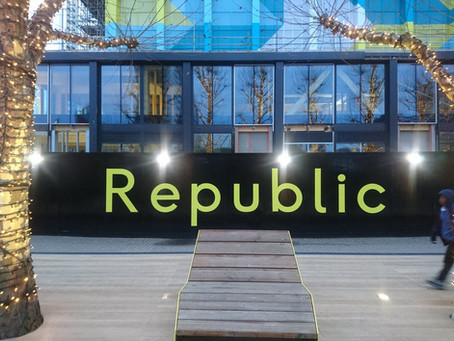 Republic at East India Dock