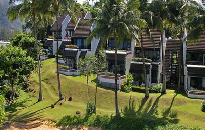 Kamala Beach Estate Sea View Suites