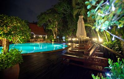 Kamala Beach Estate pool