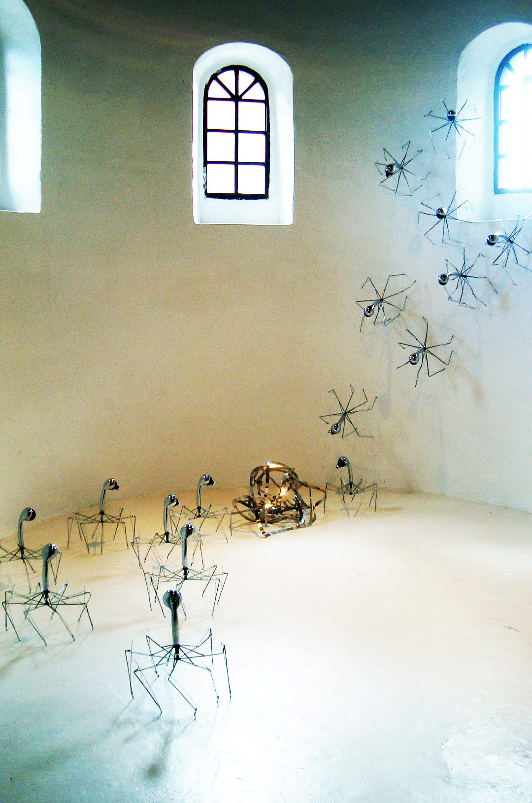 Elxis III - Arachnoids