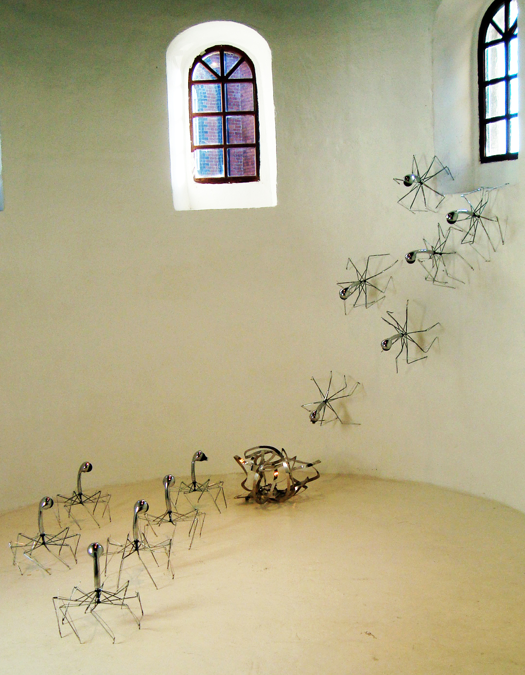 Elxis III- Arachnoids