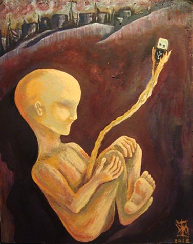 Posthuman / Usb Umbilical Cord
