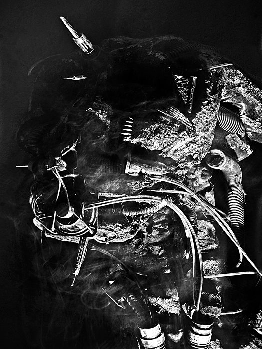 Biomech Gargoyle IV