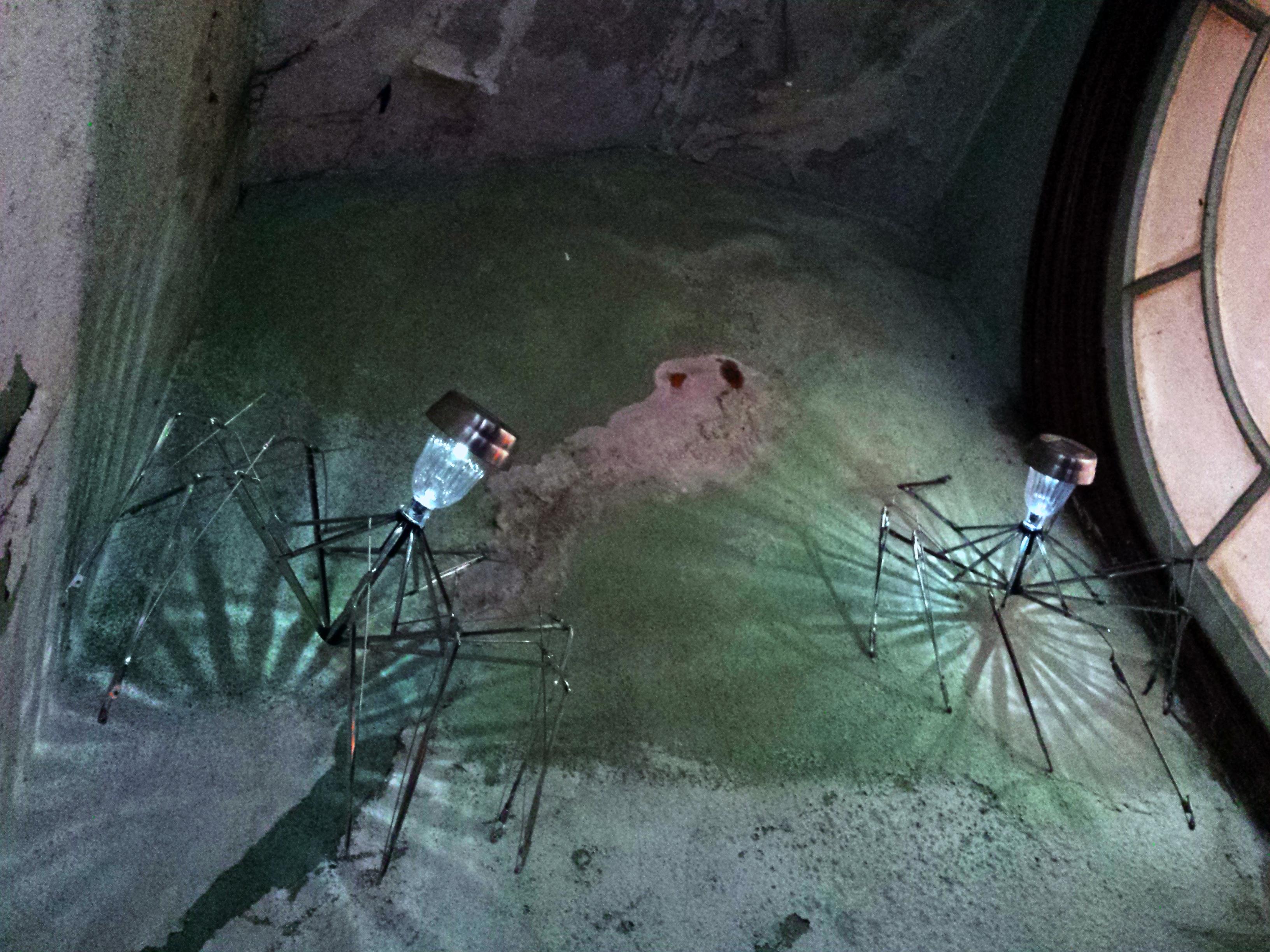 Solar Arachnoids