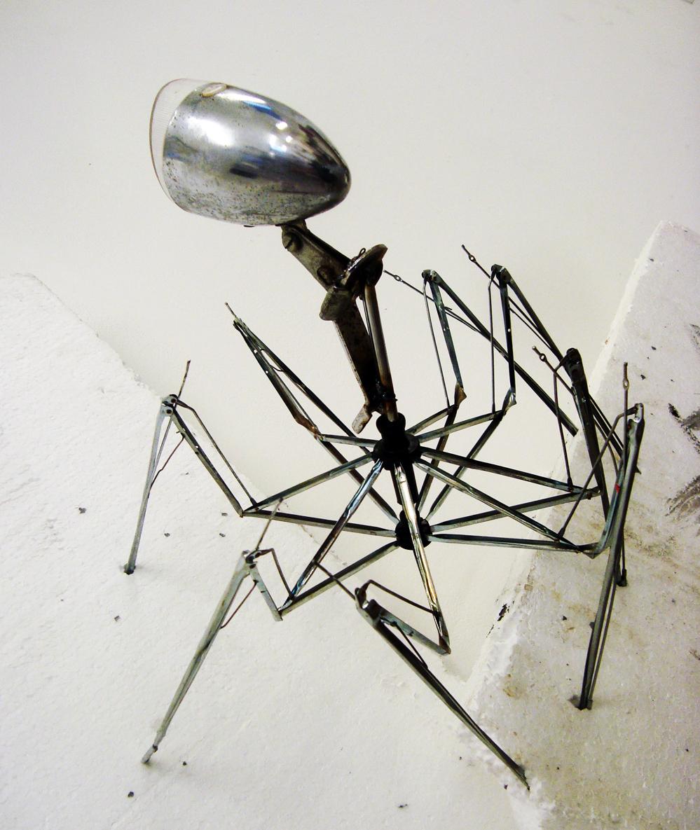 Arachnoid prototype