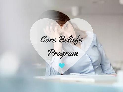 Core Beliefs Online Program
