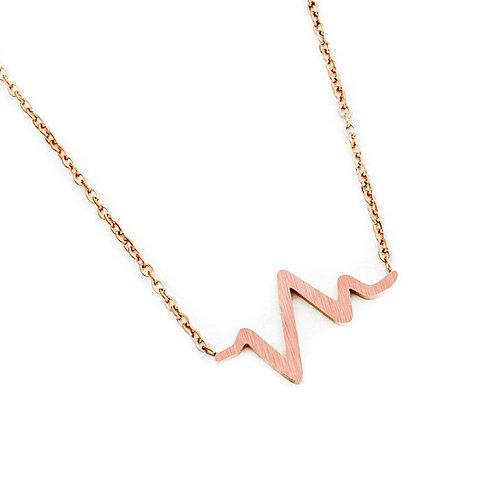 EKG Necklace