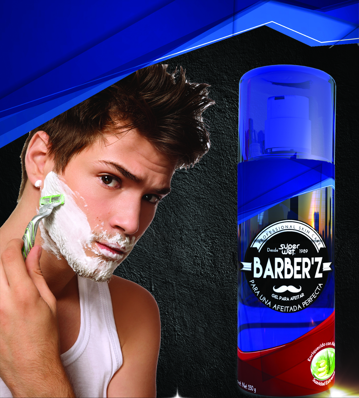 Barber'z Shaving Gel
