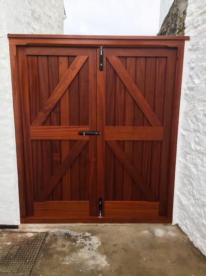 Solid Sapeli Hardwood gates.jpg