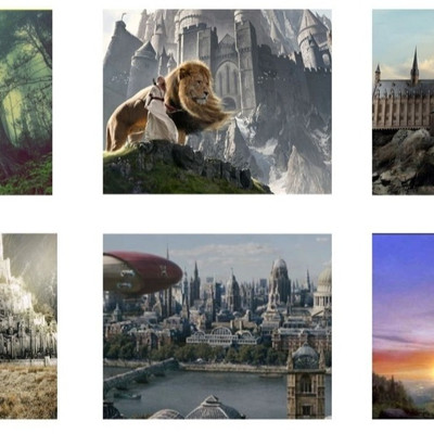 Which Fantasy World would you most like to visit?