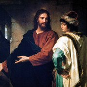 A Young Man Encounters Jesus