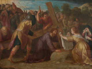 Our Part On the Road to Calvary