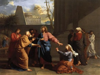 The Woman Jesus Ignored (at first)
