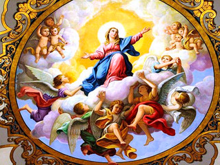 On the Assumption of Mary