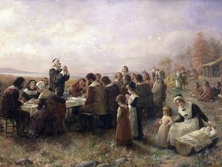 Thanksgiving Takes Practice