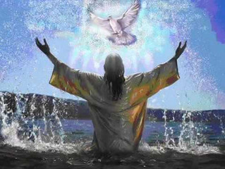 The Holy Spirit and the Present Moment