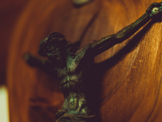 Jesus: Perfect Justice, Perfect Mercy
