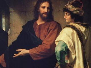 A Rich Young Man Encounters Jesus