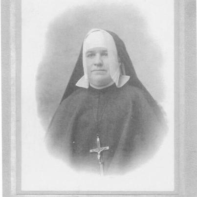 Sister Angelica Of Mary