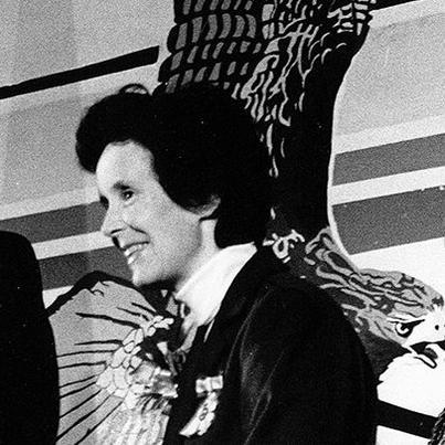 Sister Geraldine MacNamara, SNJM, C.M., LL.B.