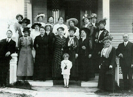 93 years of suffrage for Newfoundland and Labrador women