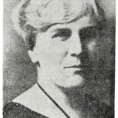 Dr. Margaret Stovel McWilliams