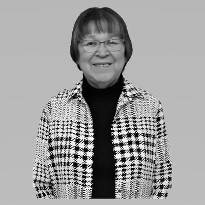 Kathy Mallett, O.M.