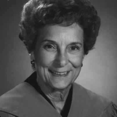 Dr. Helen Glass, O.C., O.M., Ed.D., Hon. LL.D., Hon. D.Sc.