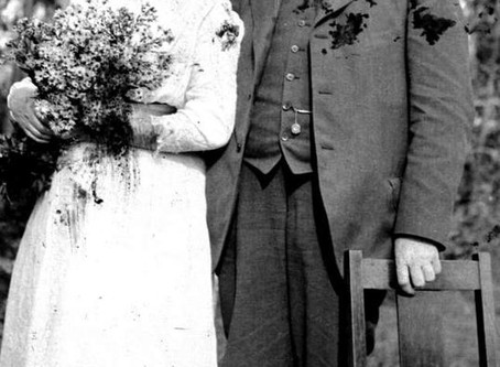 Wedding Anniversary of Nellie + Wes McClung