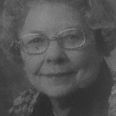 Dr. Sybil Shack, C.M., LL.D.