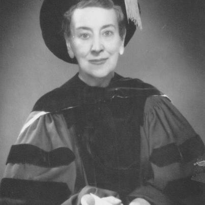 Edith Mary McDowell, LL.D.