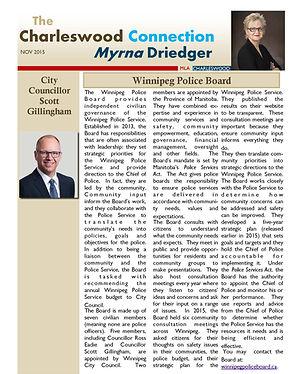 Community Leaders Newsletter November 20