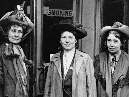 Emmeline Pankhurst statue gets UK government backing