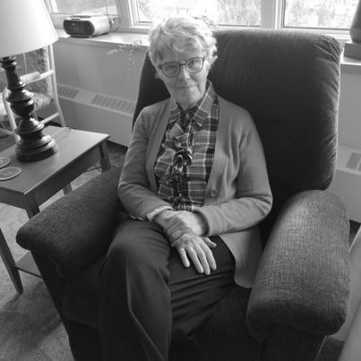 Sister Carol Peloquin, SNJM, C.M.