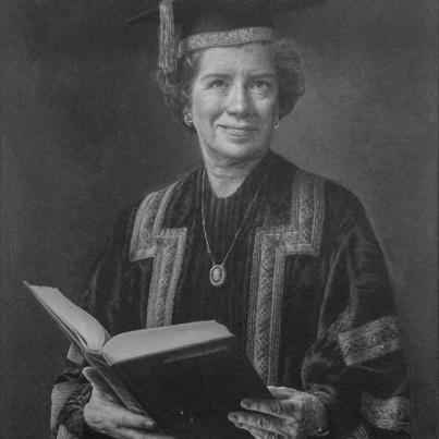 Dr. Isabel G. Auld, C.M., LL.D