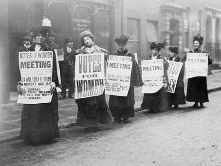 Suffragists vs Suffragettes: What's the difference?
