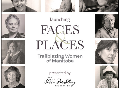 Join us for the Faces & Places Book Launch