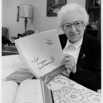 Sister Agathe Dorge, SNJM
