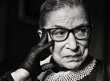Canada's first female Chief Justice talks Famous 5 with Ruth Bader Ginsburg