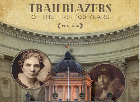 Trailblazers of the First 100 Years