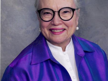 Congratulations Board Chair, Doris Mae Oulton, Order of Manitoba recipient