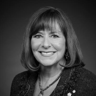 Gail Asper, O.C., O.M., LL.D.