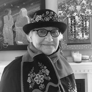 Barbara Bruce, O.M.